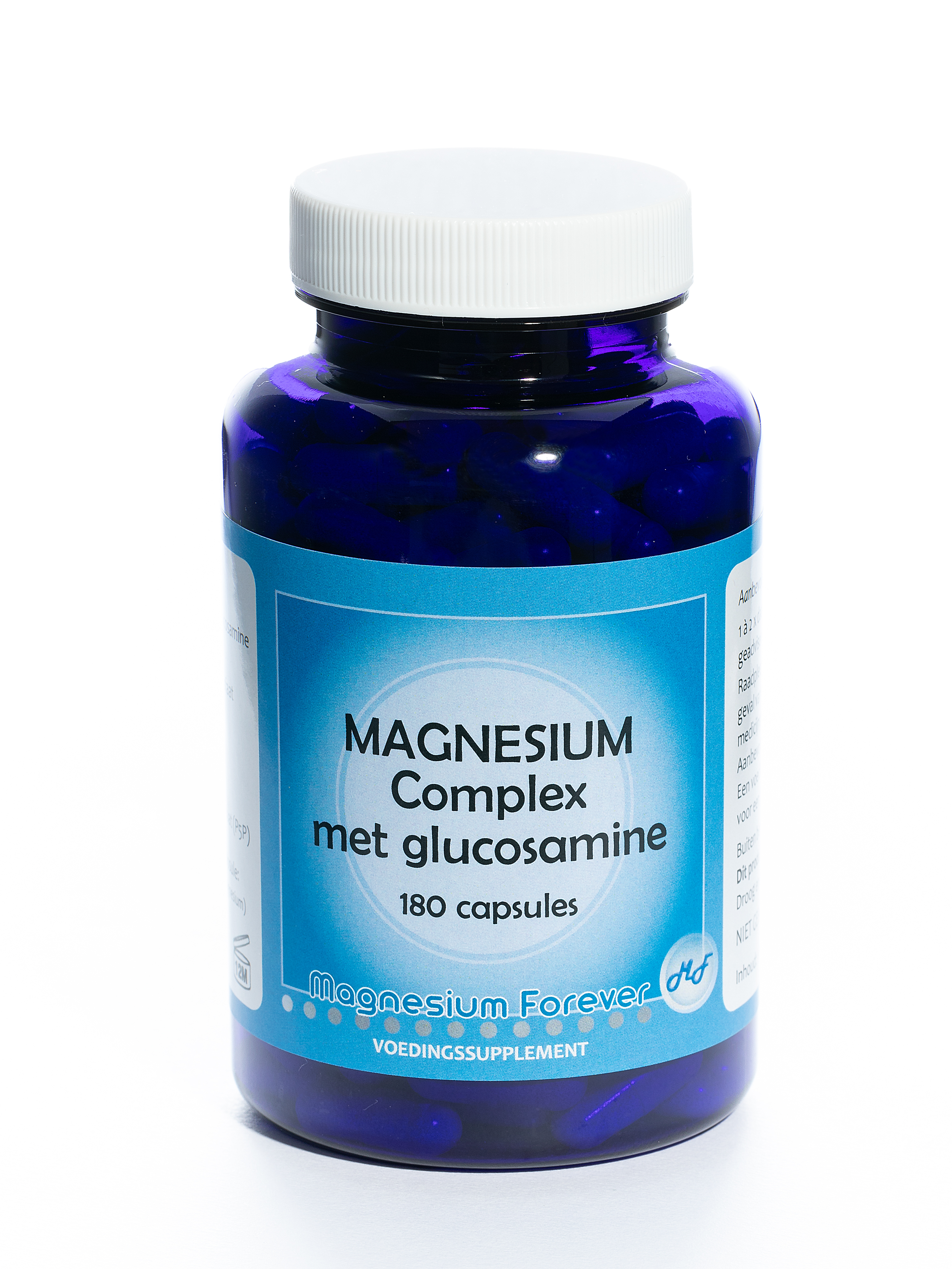 Magnesium complex met Glucosamine Magnesium Forever