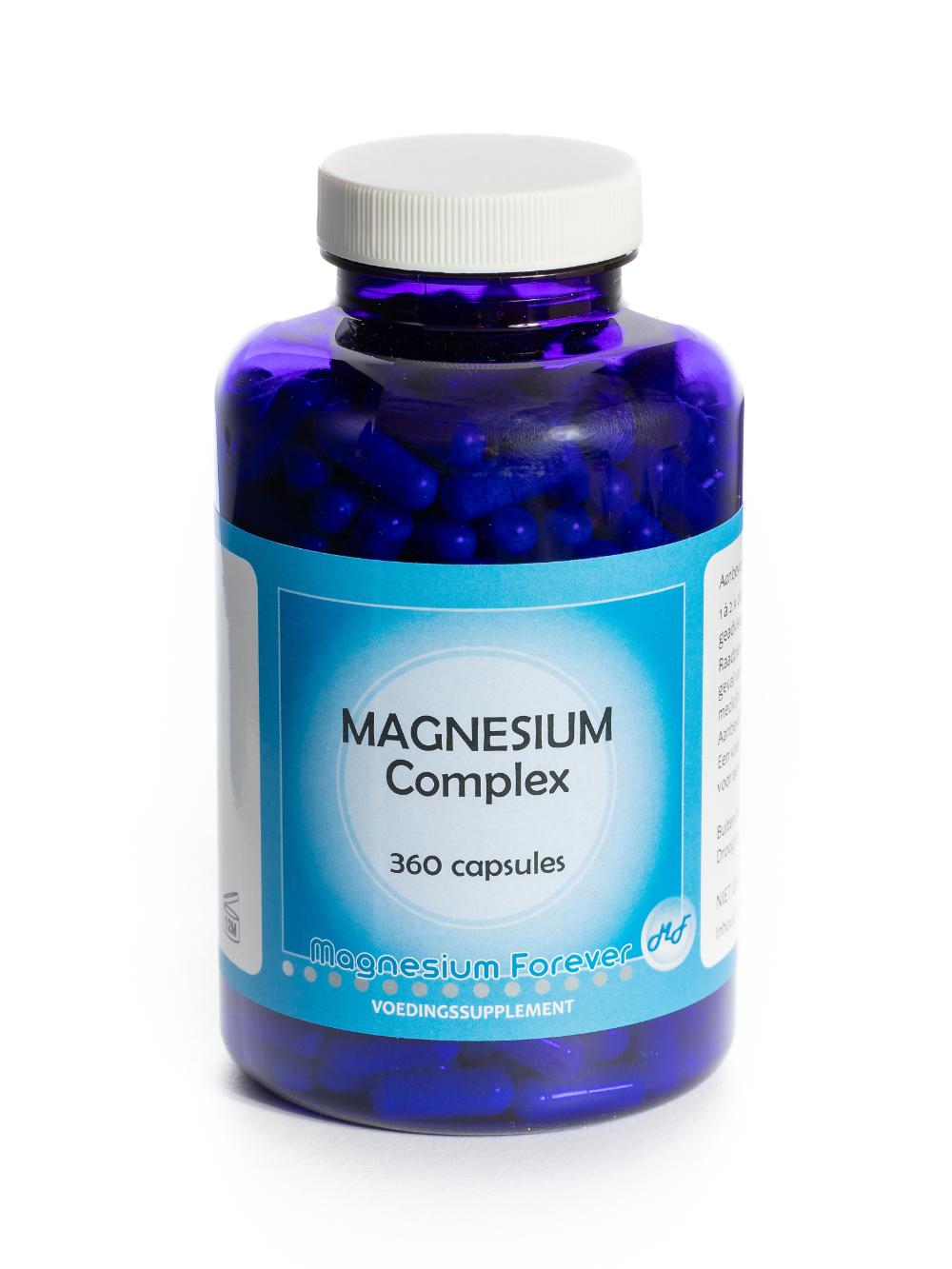 Magnesium complex supplement