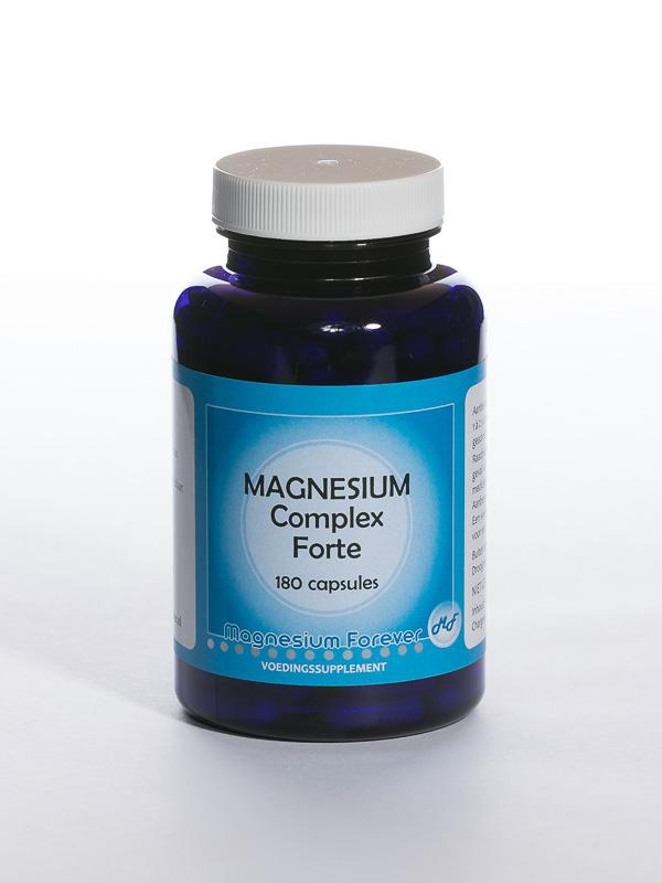 Magnesium complex forte van Magnesium Forever